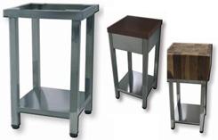 Fabricación Mobiliario Inox