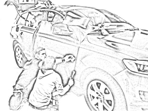 rotulacion de vehiculos