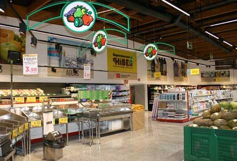 Reforma Integral de Supermercados Hiber