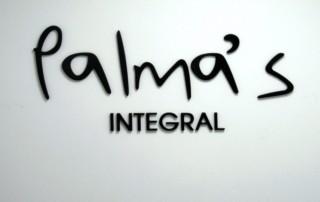 Decoración corpórea logotipo