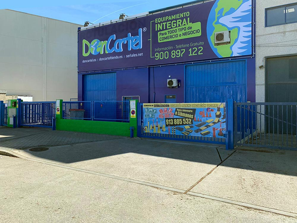 Nueva fachada DonCartel