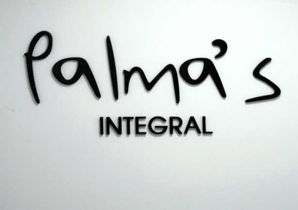 Letras Corpóreas Logotipo