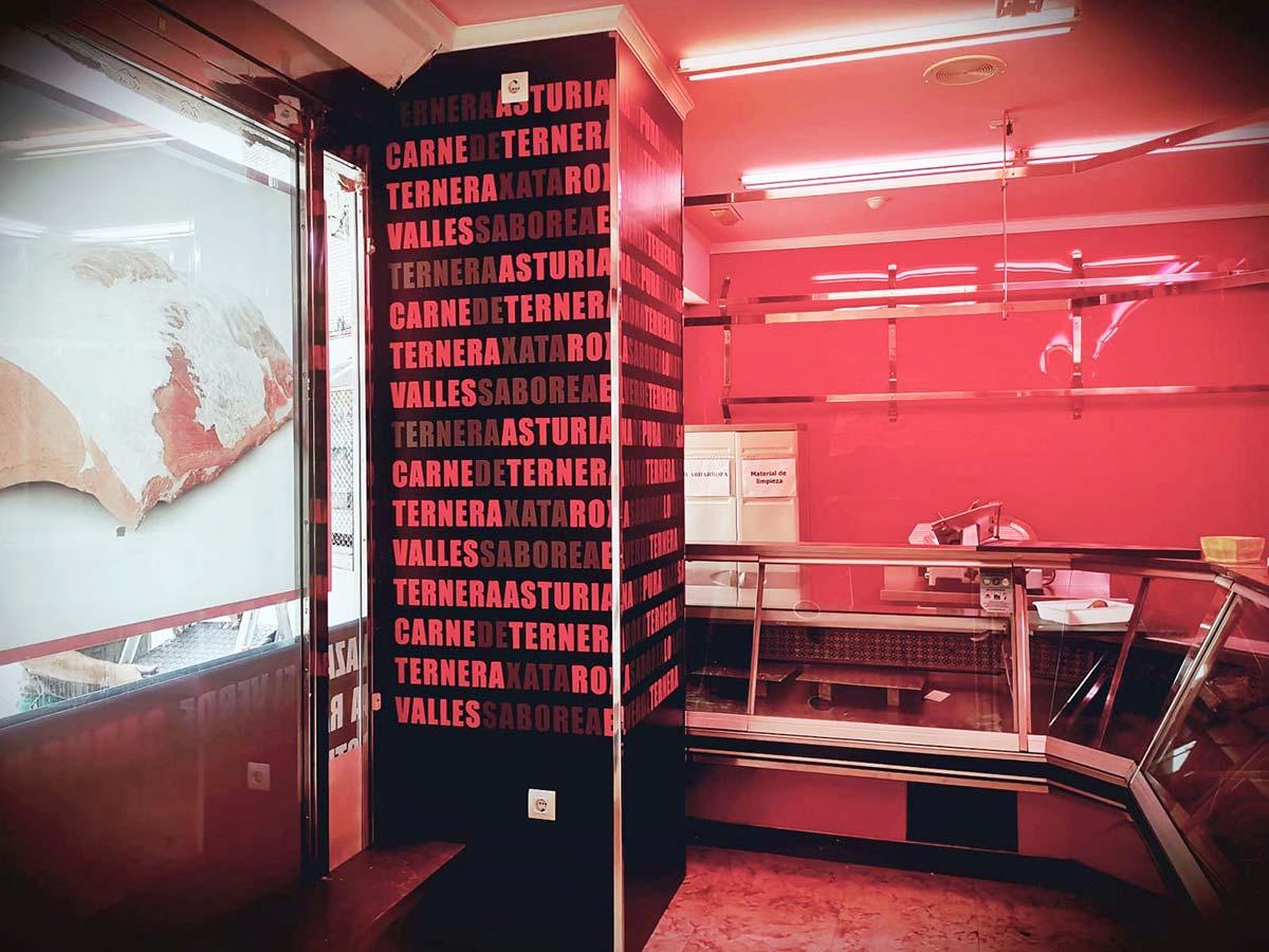 Revestimiento de columnas y paredes con impresión digital nuevo 1