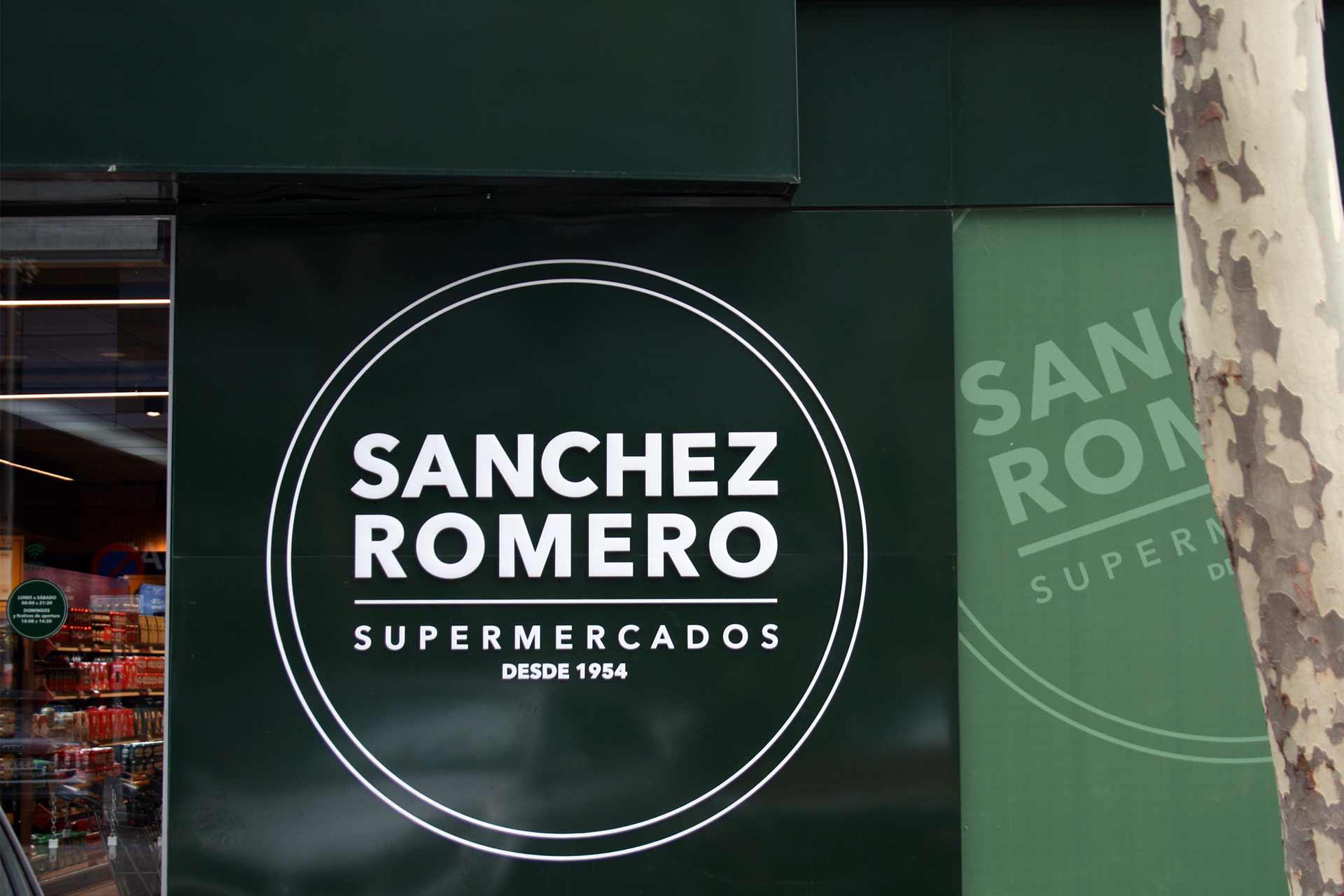 Fachada Sanchez Romero